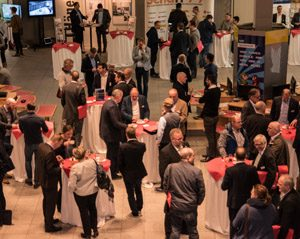 19. TEAMLogistikforum 2018 - Ausstellung zu Intralogistik, Logistik 4.0 und Digitale