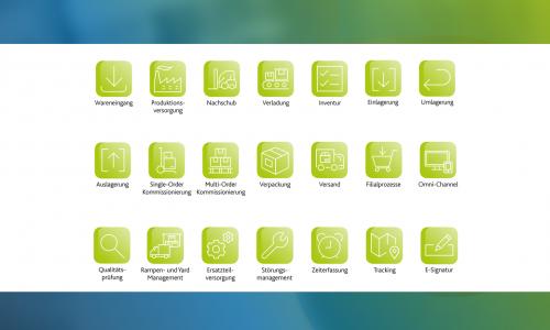 platbricks Logistik-App Store
